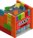 Blockostore menu