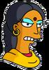 Manjula Angry Icon