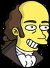 Aaron Burr Happy Icon
