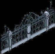 Medieval Gate (first upgrade) Menu