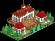 Polo Field House Menu