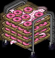 Donut Tray Menu