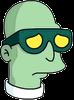 Dr. Colossus Sad Icon