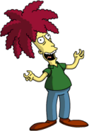 Tapped Out Sideshow Bob Laugh Maniacally