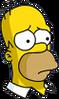 Homer Sad Icon