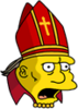 The Beefy Bishop Surprised Icon