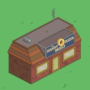The Doughy Dozen Bagels animation