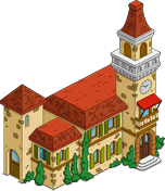 Italian Villa Icon