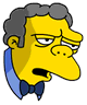 Moe Exhausted Icon