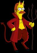 Devil Flanders Menu