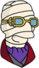 Dr. Griffin (Invisible Man) Happy Icon