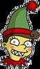 Gnome Smiling Icon