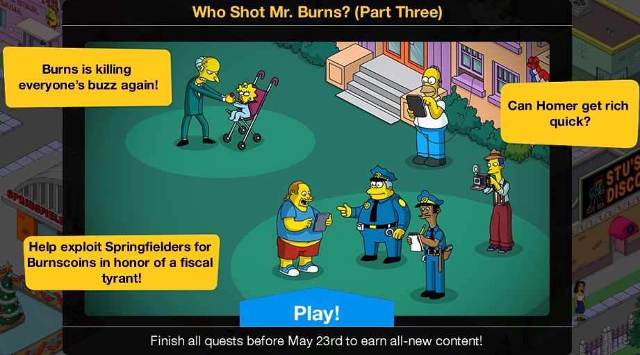 the simpsons tapped out tree hugging guide