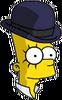 Clockwork Bart Icon