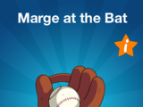 Marge at the Bat 2019 Promotion