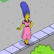 Glamazon Marge Werking It (1)