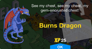 Burns Dragon Unlocked