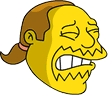 Comic Book Guy Pain Icon