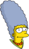Empty-Nest Marge Worried Icon
