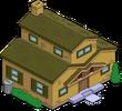 Original Brown House Menu
