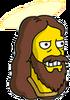 Jesus Christ Angry Icon