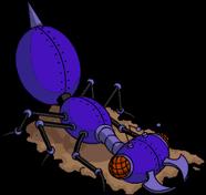 Mechanical Ant Gamma Menu