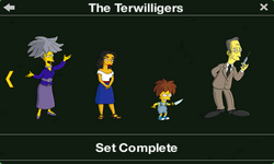 The Terwilligers Character Collection 2