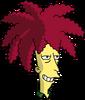 Sideshow Bob Ominous Icon
