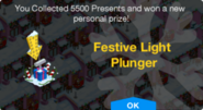 300px-Tapped Out Festive Light Plunger prize unlock