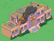 Springfield Elementary Destroyed