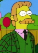 Lord Thistlewick Flanders in the show