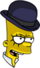 Clockwork Bart Scary Story Icon