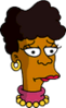 Bernice Hibbert Sad Icon