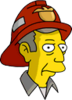 Fireman Skinner Annoyed Icon