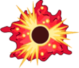 Hawking Radiation Icon
