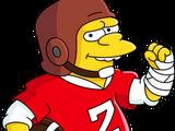 Football Nelson