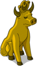Golden Calf Idol