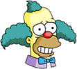 Krusty Ashamed Icon