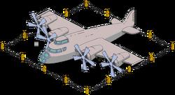 Training Plane Menu