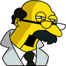 Animatronic Roger Meyers Sr. Exhausted Icon