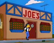 Joe's Tavern in the show