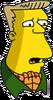 McBain Sad Icon