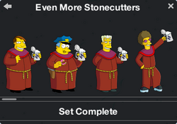 Even More Stonecutters Character Collection 1