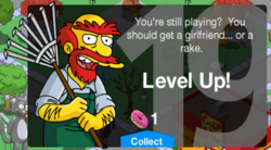 Level 19 Message