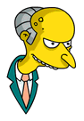 Mr. Burns Sidebar