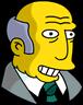 Principal Dondelinger Happy Icon