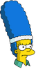 Tennis Marge Annoyed Icon