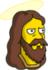 Jesus Christ Annoyed Icon