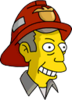 Fireman Skinner Happy Icon