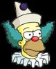 Opera Krusty Annoyed Icon